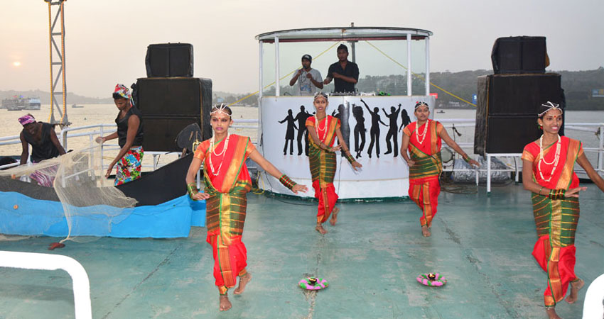 swastik cruise goa, cruises in goa
