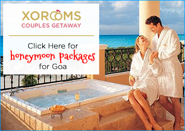 Honeymoon in Goa - www.XORooms.com