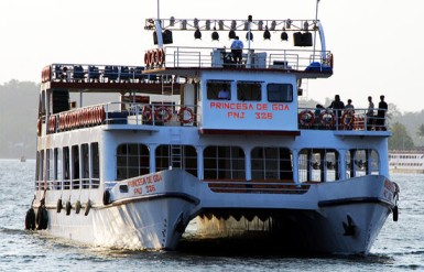 mandovi river cruise goa