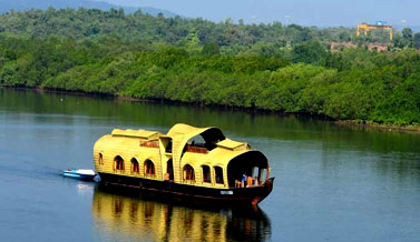 Overnight Cruises in Goa