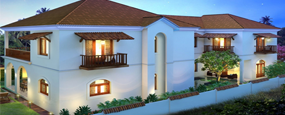 villas and apartments in goa, goa hotels and resorts