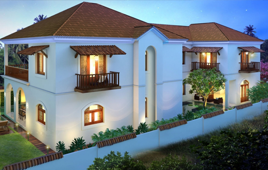 goa villas and goa service apartments at best goa deals